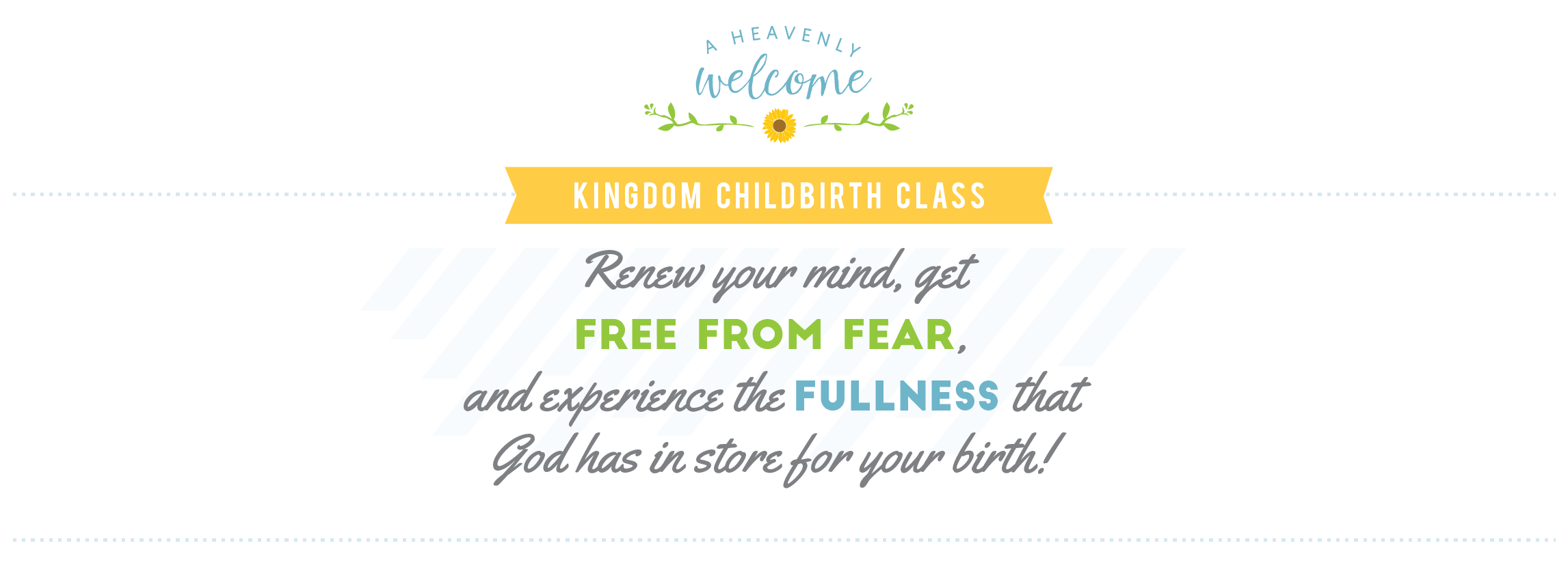 Birth Your Baby In the Joy and Presence of God